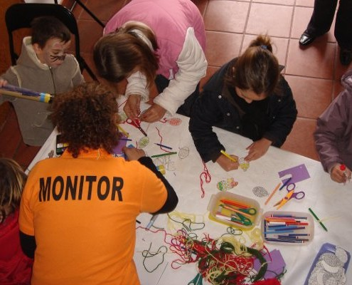 Actividades para Escolares, Asociaciones y Particulares - Servicios Ofrecidos