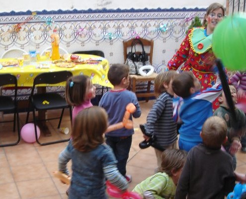 Novedades en fiestas temáticas para cumpleaños.