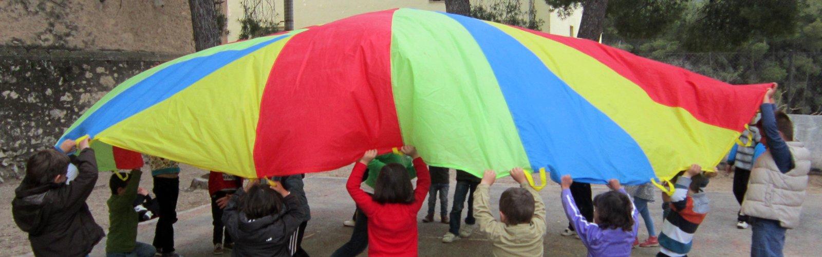 Animación Infantil - Escuelas de Verano y Ludotecas - Auró Activitats