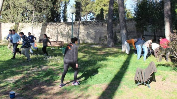 TeamBuilding: Dinámicas de Grupo - Auró Animación